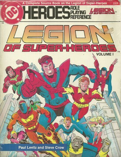9780912771526: Title: Legion of SuperHeroes Vol 1