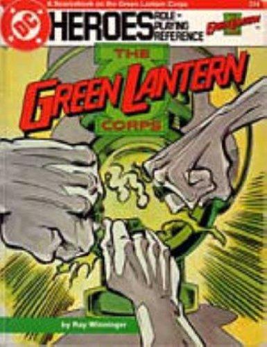 9780912771830: Green Lantern Corps Sourcebook (DC Heroes RPG)