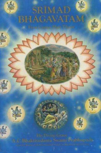 Srimad Bhagavatam: Canto 1, Pt.3: Bhaktivedanta Book Trust