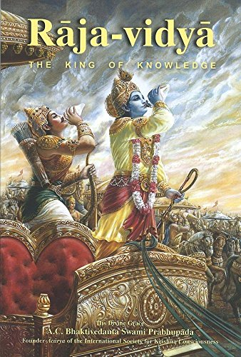 Raja-Vidya: The King Of Knowledge