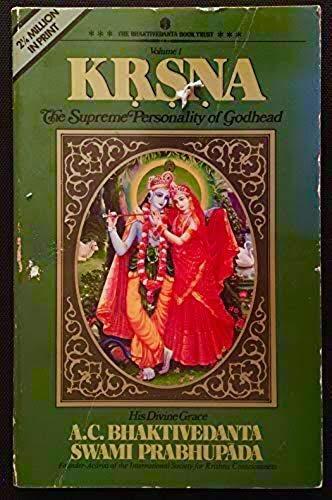 9780912776576: Krishna, or KRSNA Volume 1, The Supreme Personality of Godhead (v. 1)