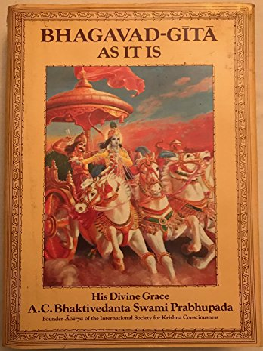 9780912776804: As it is: Bhagavad-gita as it is