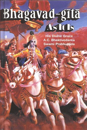 9780912776804: Bhagavad-Gita as It Is