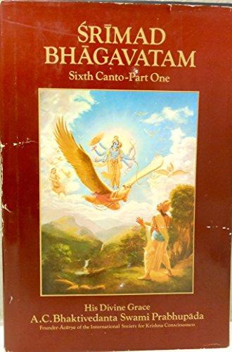 9780912776811: Srimad Bhagavatam: Canto 6, Pt.1