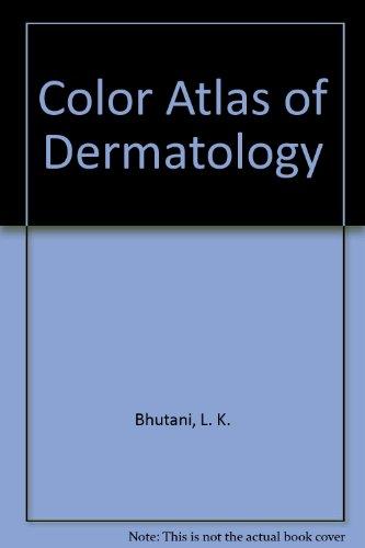 9780912791036: Color Atlas of Dermatology