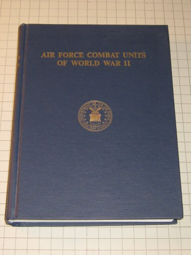 Air Force Combat Units of World War II