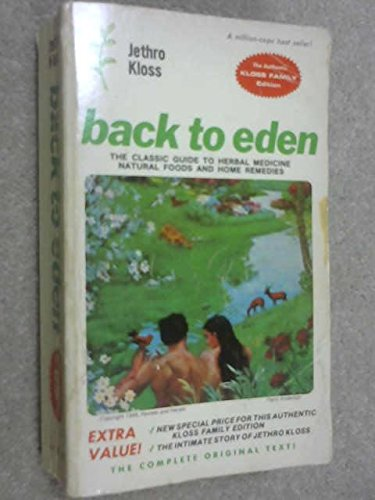 9780912800615: Back To Eden