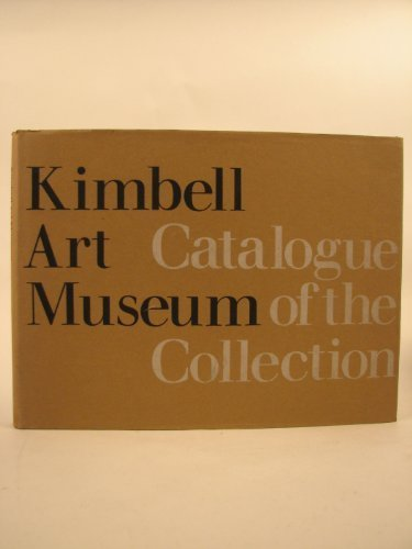 Kimbell Art Museum Catalogue of the Collection