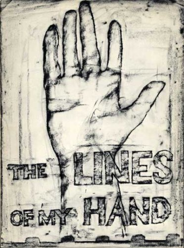 9780912810041: The lines of my hand