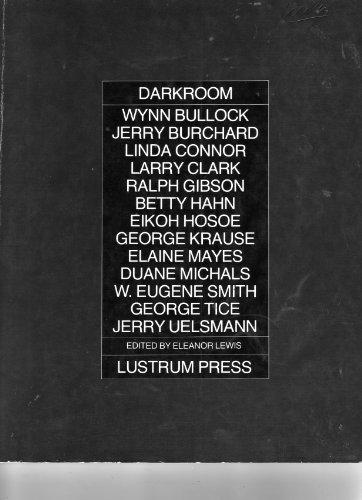 9780912810195: Darkroom