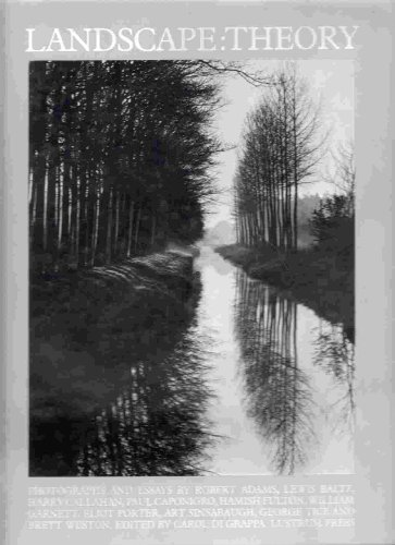 9780912810270: Landscape: Theory