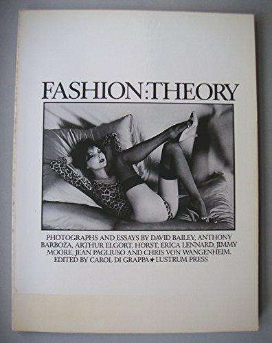Fashion: Theory: Lustrum Press