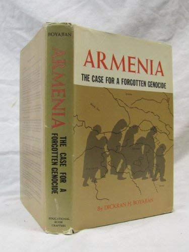 9780912826028: Armenia: the case for a forgotten genocide