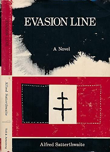 9780912838014: Evasion line;: A novel