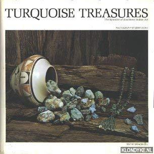 9780912856216: Turquoise treasures: The Splendor of Southwest Indian Art