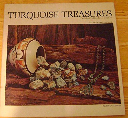 9780912856254: Turquoise Treasures