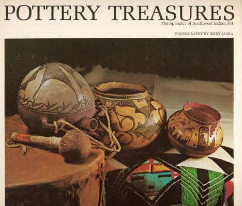 Pottery Treasures: The Splendor of Southwest Indian Art