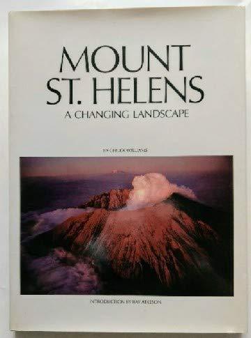 9780912856636: Mount St. Helens, a changing landscape