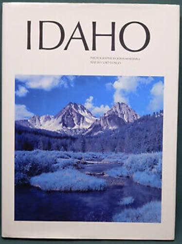 Idaho: John Marshall; Photographer-Cort