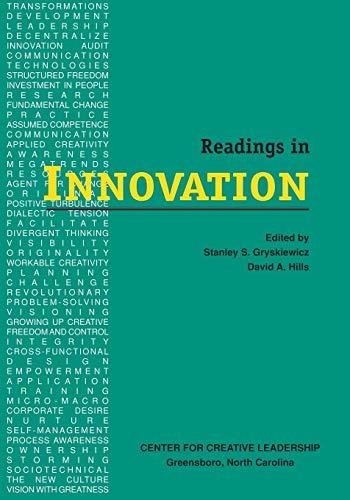 9780912879697: Readings in Innovation