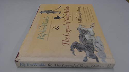 9780912882093: Rip Van Winkle and the Legend of Sleepy Hollow