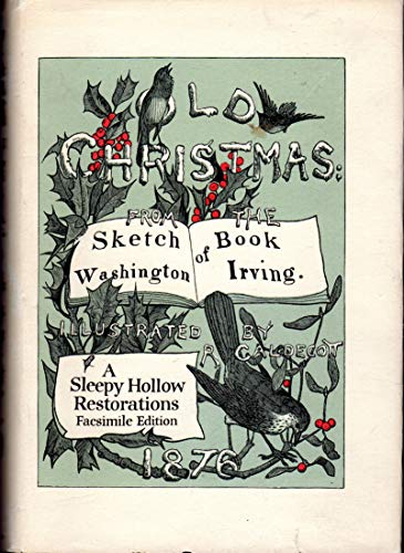 Old Christmas . . . with illustrations: Irving, Washington