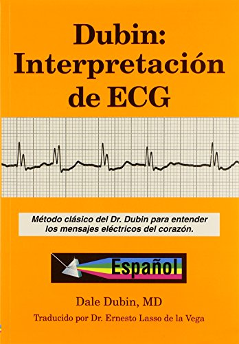 9780912912257: Dubin: Interpretacion de ECG/Rapid Interpretation of EKG's