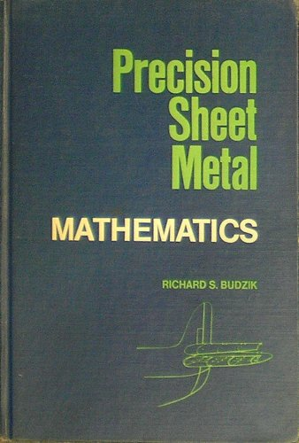 9780912914176: Precision Sheet Metal: Shop Practice