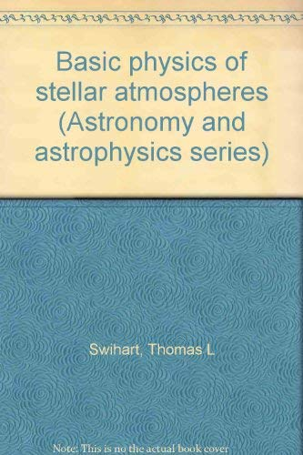 Basic Physics of Stellar Atmospheres