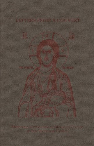 9780912927015: Letters from a convert: Missionary letters from an Orthodox convert to her Protestant parents