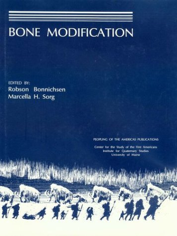 9780912933061: Bone Modification