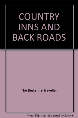 9780912944029: Country Inns and Back Roads
