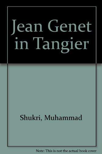 9780912946085: Jean Genet in Tangier