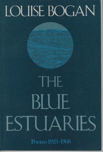 9780912946375: Blue Estuaries (The American poetry series ; 11)
