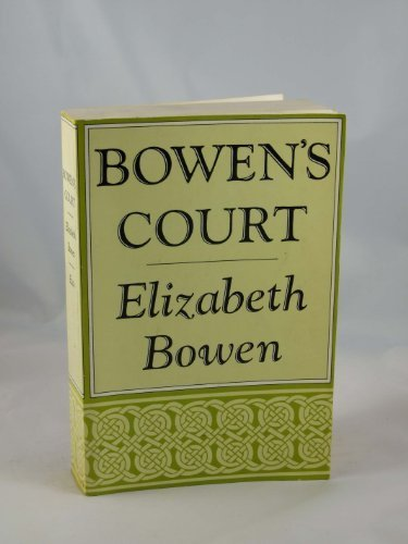 9780912946672: Bowen's Court (Neglected Books of the 20th Century)