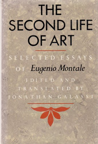 9780912946856: The Second Life of Art: Selected Essays