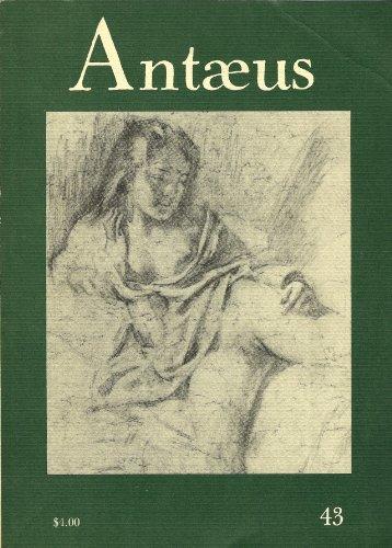 9780912946894: Antaeus (No. 43, Autumn 1981)