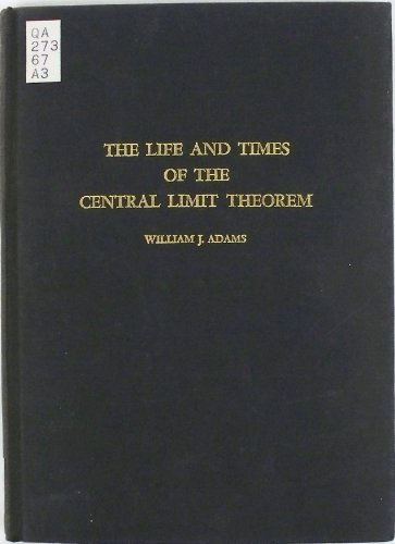 9780913002001: The life and times of the central limit theorem