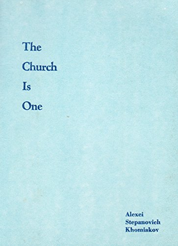 9780913026236: The Church Is One