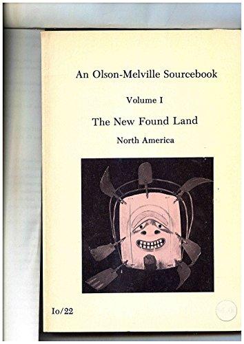 An Olson-Melville Sourcebook, Volume 1-2: Grossinger, Richard, Editor