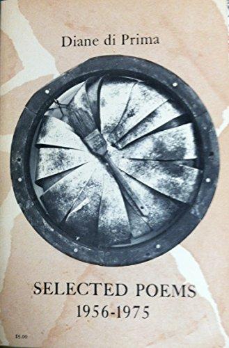 Selected Poems, 1956-1975: Di Prima, Diane
