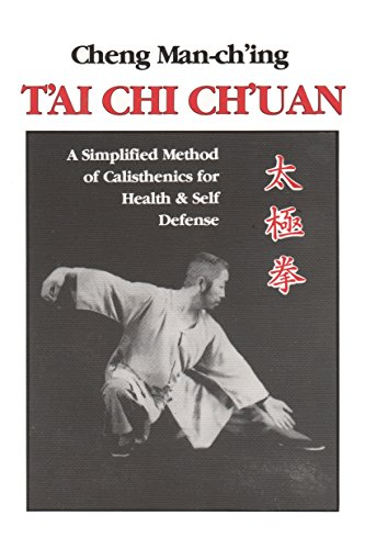 9780913028858: T'ai Chi Ch'uan: A Simplified Method of Calisthenics for Health & Self Defense