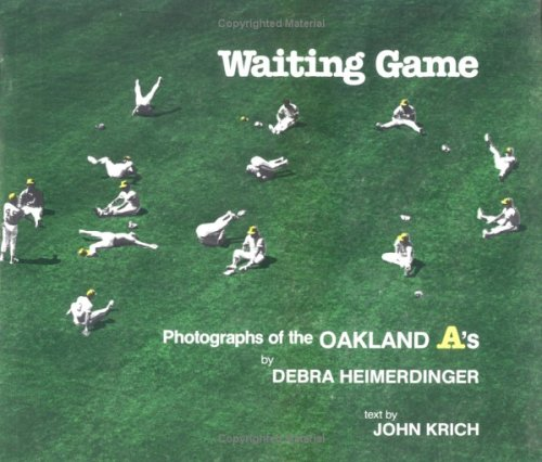 9780913028933: Waiting Game: Photographs of the Oakland A's