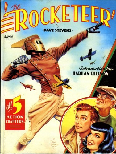 9780913035092: The Rocketeer
