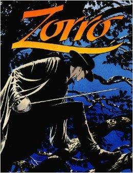 Zorro in Old California: Nedaud, Marcello