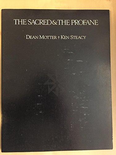 9780913035177: The Sacred and the Profane