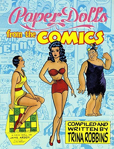 9780913035207: Paper Dolls from the Comics
