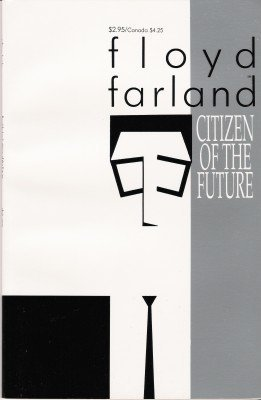 Floyd Farland, Citizen Of The Future (9780913035214) by Chris Ware