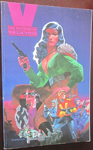 Return of Valkyrie: An Airboy Graphic Album: Dixon, Chuck;Truman, Timothy/ Steranko, Jim