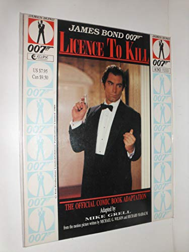 James Bond 007 : Licence to Kill